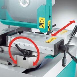 IMET - Sirio 315 SH - Semi-Automatic Circular Saw