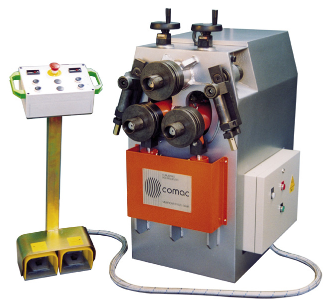 COMAC - SERIE 3000 - MODEL 303 - Section and Profile Rolling Machine
