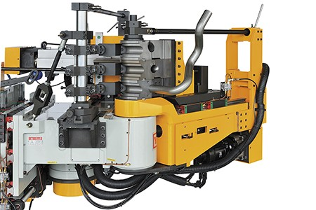 YLM - CNC Electric Tube Bender - CNC80MS-AE