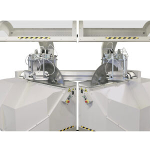 Double Head Sawing Machines