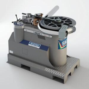 MACKMA - BM200 - Non Mandrel Tube & Pipe Bender
