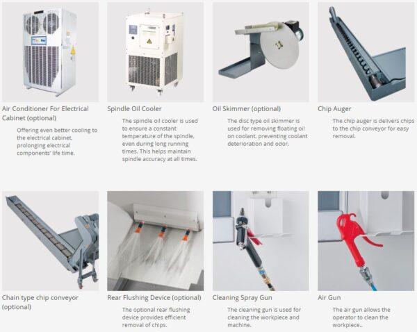 HANNSA - CNC Lathe / Box Way Series