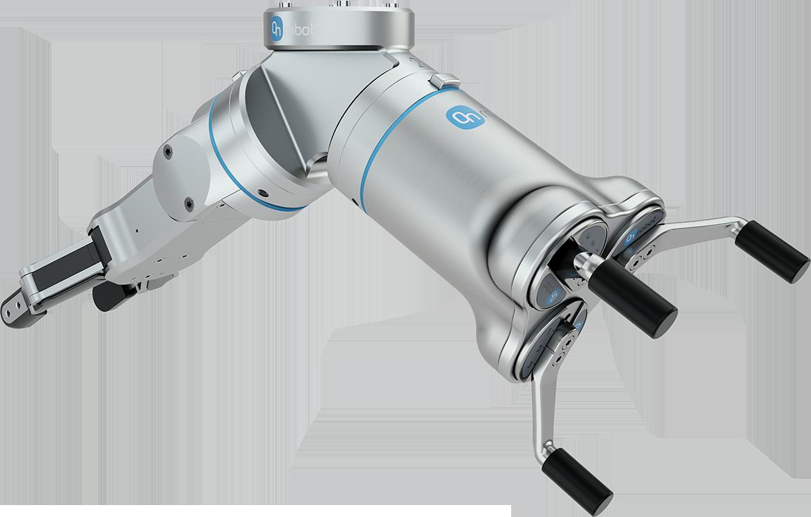 OnRobot - 3FG15 - Flexible, Large-Stroke 3-Finger Gripper