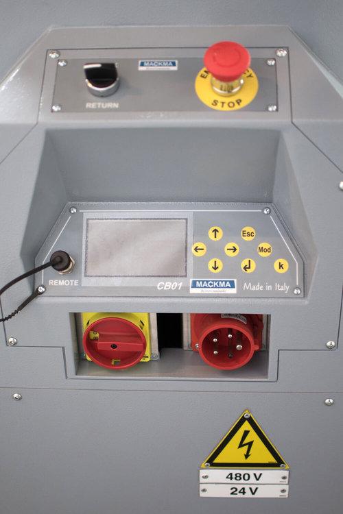 MACKMA - BM60 - Tube and Pipe Bending Machine