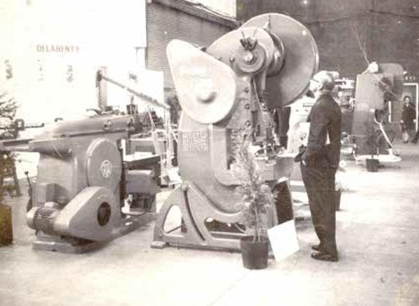 Delahenty Machinery Factory
