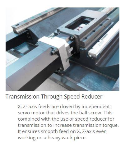 HANNSA - CNC Horizontal Boring & Milling Machine