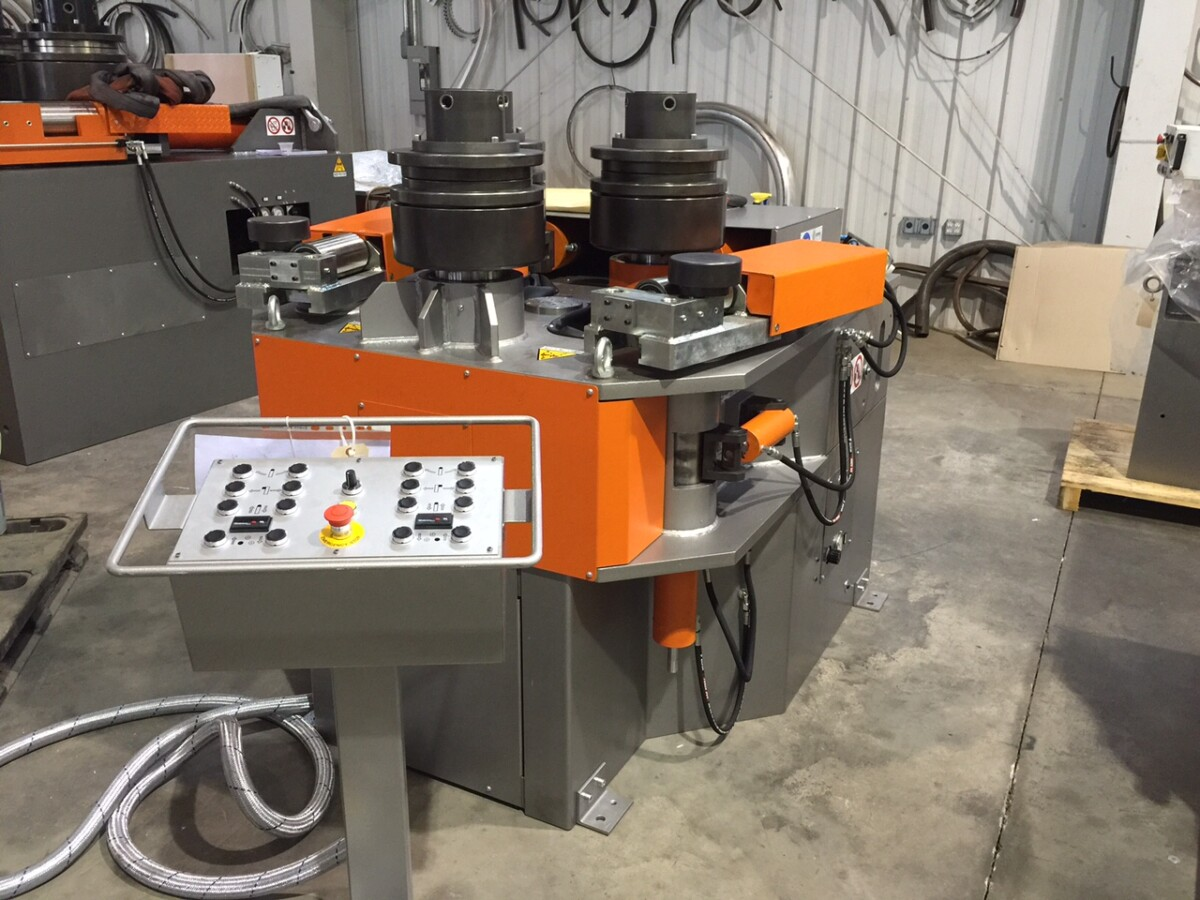 COMAC - SERIE 3000 - MODEL 307 - Section and Profile Bending Machine