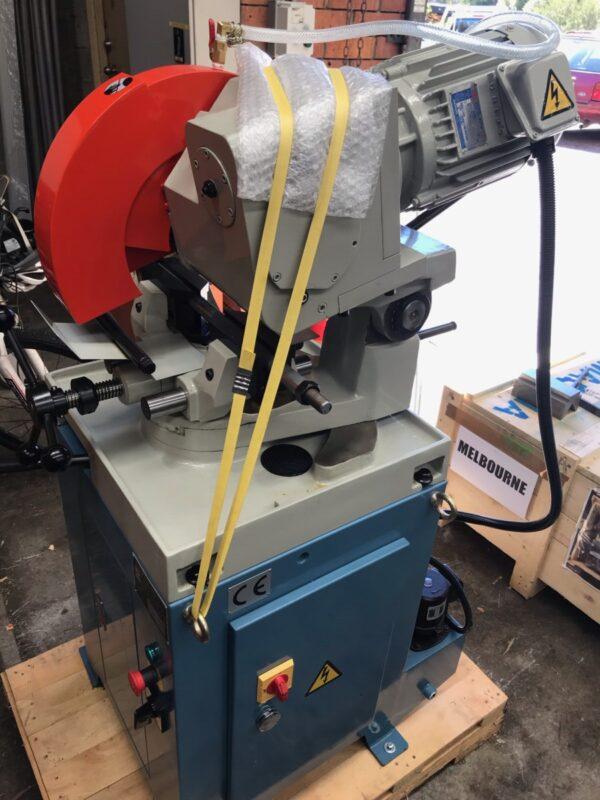 FONG HO - FHC-350D - Manual Circular Cold Saw
