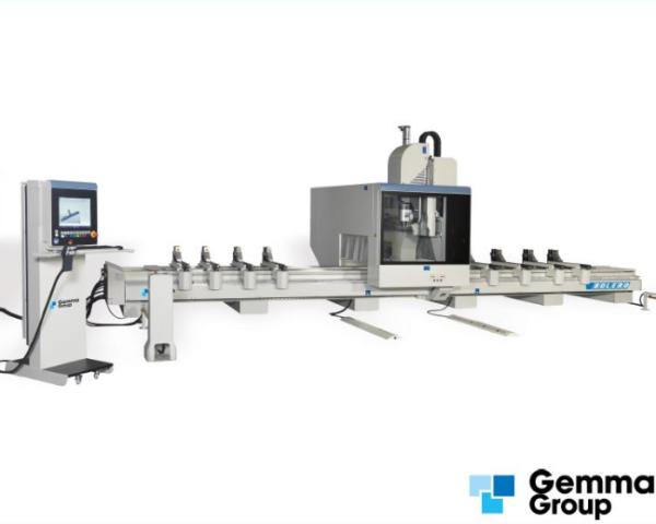 GEMMA – Bolero 4 – CNC Machining Centre
