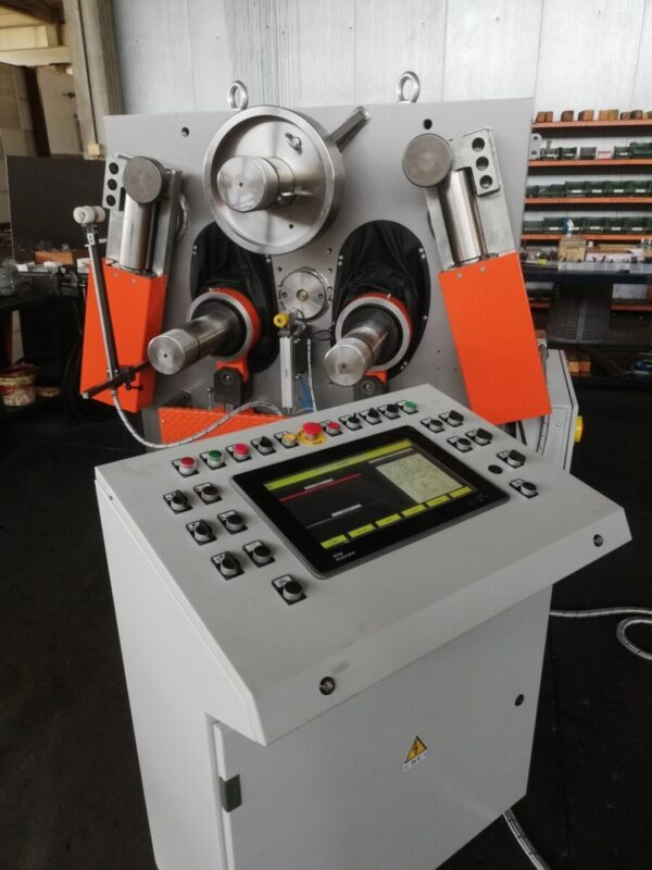 COMAC – SERIE 3000 – MODEL 311 – Section and Profile Rolling Machine