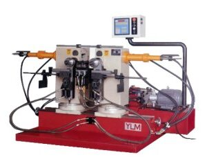 YLM – CR-F38D – Double finishing & Double-bend tube bender