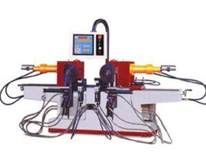 YLM - CR-T50D - Twin-head Double-bend tube bender