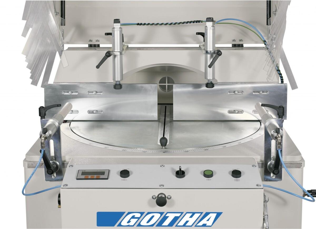 GEMMA - Gotha - Automatic single head cutting