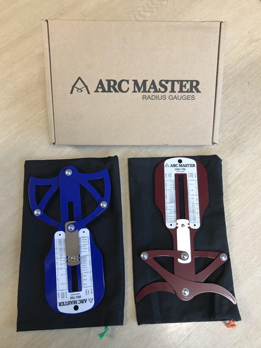 ARCMASTER Radius Gauge sets