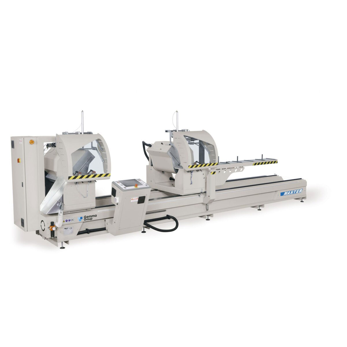 GEMMA - Master A - Double Head Cutting Machine