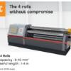 PICOT - Type R4C - 4 Rolls Plate Bending Machine