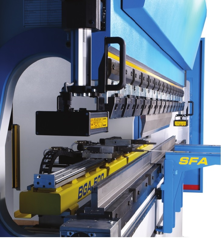 Quick Style Press Brake Clamping