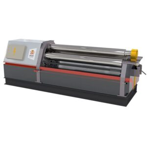 Plate Roll Bending Machines