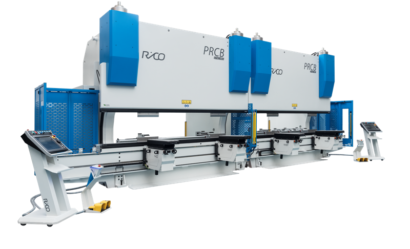 RICO - Press Brakes - PRCB