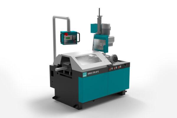 IMET - SIRIO 370 AF-E - automatic vertical saw