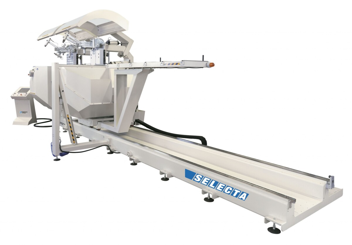 GEMMA - Selecta AL - Double Head Cutting Machine