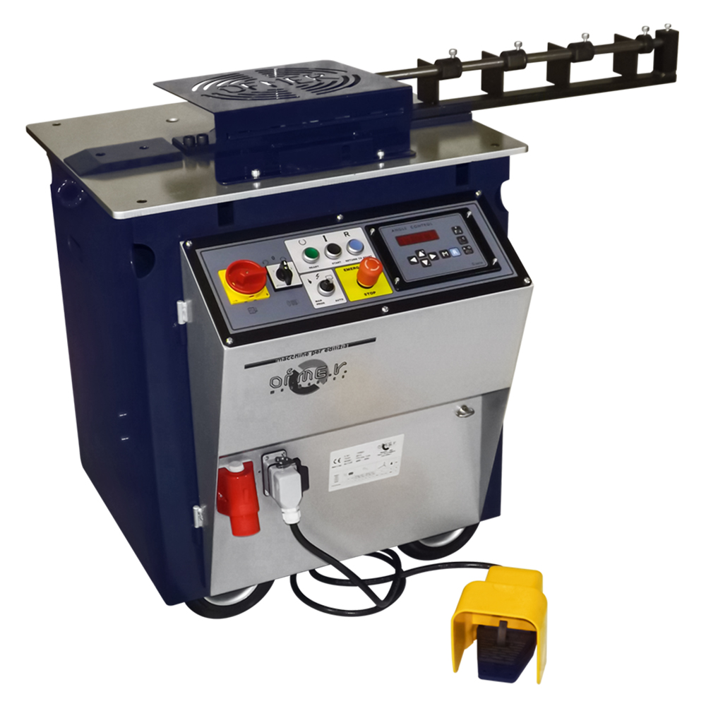 OFMER - Stirrup Bending Machine PS16 A/C