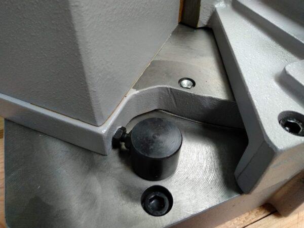 IMET - Sirio 370 SH-E - semiautomatic vertical saw
