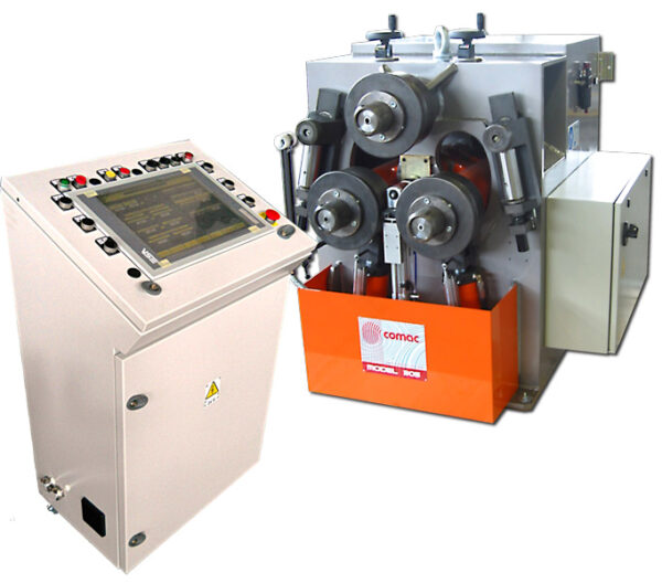 COMAC - SERIE 3000 - MODEL 305 - Section and Profile Rolling Machine