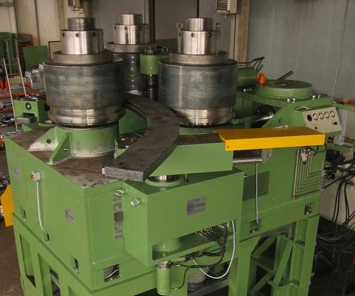 COMAC - SERIE 3000 - MODEL 314 - Section and Profile Rolling Machine
