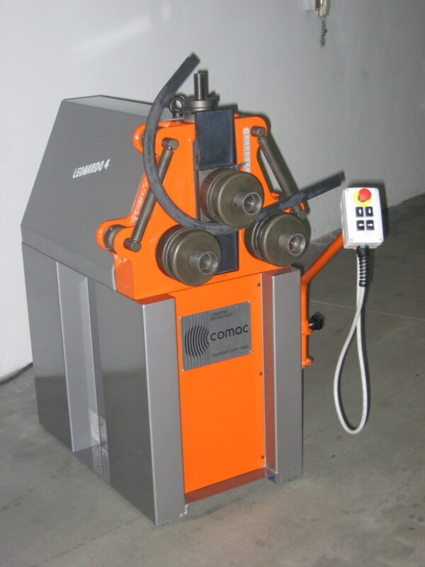 COMAC - LEONARDO 4 - Section Roller