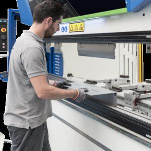 Synchro CNC Press Brakes