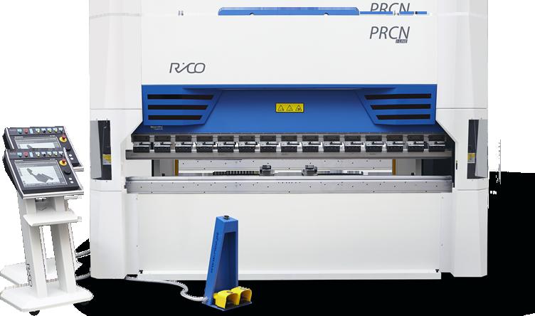 RICO - Press Brakes - PRCN I-LINE