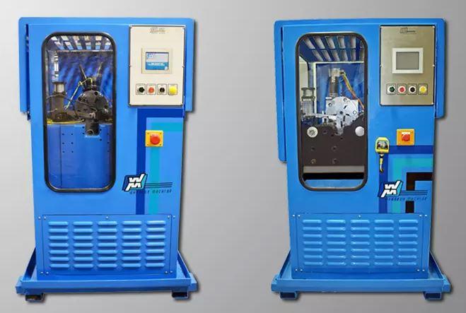 WAUSEON – 1300 Series Hydraulic Five or Six Stroke End Former Machine