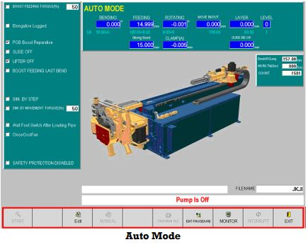 YLM - CNC Hybrid Tube Bending Machine - CNC-80S1 3A RHT