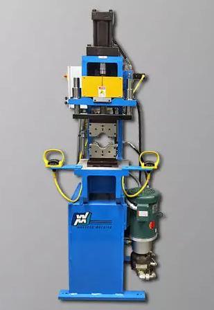 WAUSEON – 7100 Series 20 Ton Hydraulic Press / Open Channel Crimper