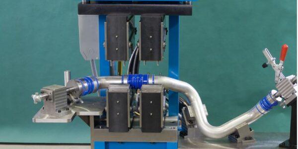 WAUSEON – 7200 Series 30 Ton Hydraulic Press / Open Channel Crimper
