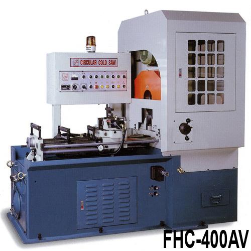 FONG HO - FHC-400AV - Hydraulic Automatic Type Aluminum Copper