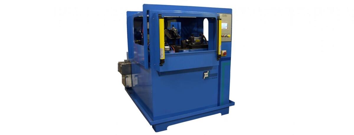 WAUSEON – 1600 Series Hydraulic Four Stroke End Former Machine