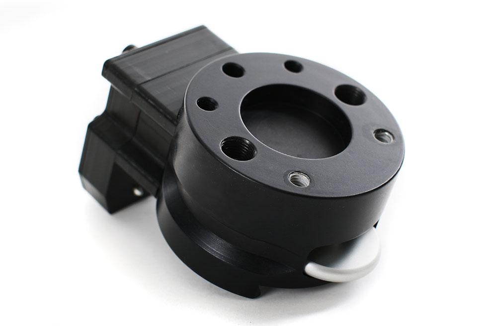 Smartshift Robotics - Manual pneumatic electric clutch range